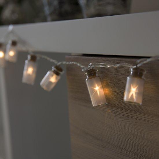 Kerstverlichting lichtsnoer Mason 20 warm wit LED 1,9 meter