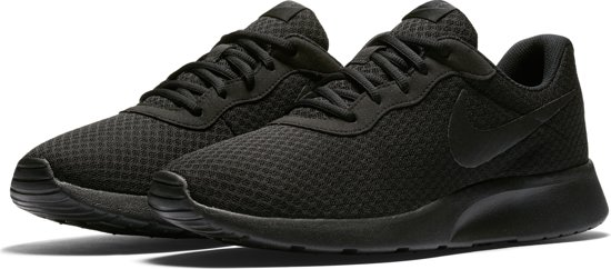 Nike Tanjun Sneakers Heren - Black/Black-Anthracite