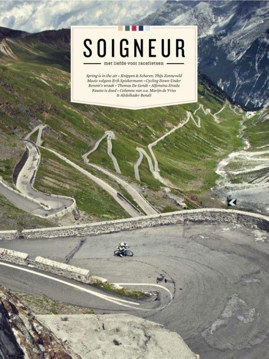 Cover van het boek 'Soigneur / 03'