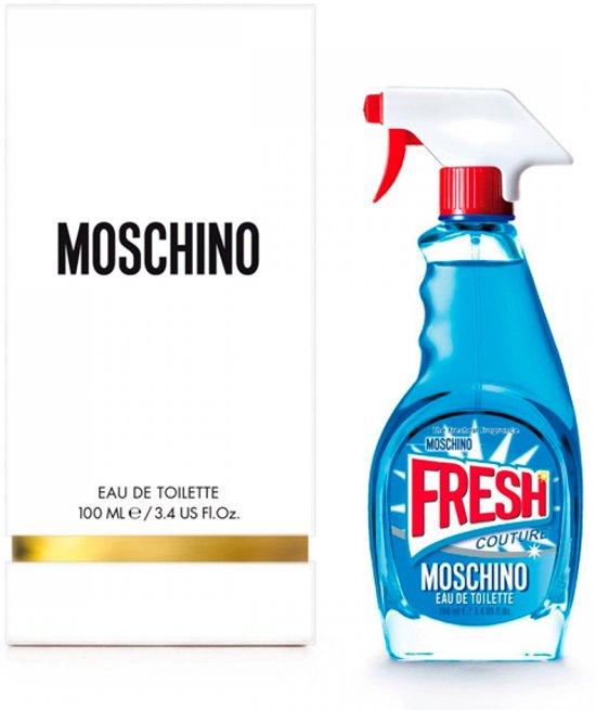 Moschino - Eau de toilette - Fresh Couture - 100 ml