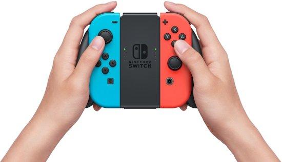 Nintendo Switch Console - Blauw/Rood - Verbeterde accuduur - Nieuw model