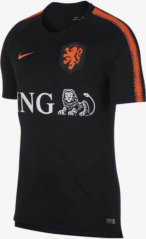 4f6734df57f bol.com | Nike Nederland Voetbalshirt- Trainingsshirt - Maat M