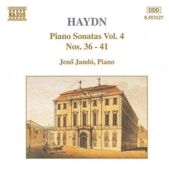 Haydn: Piano Sonatas Vol.4