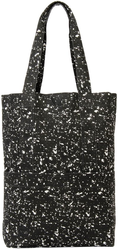 Mi Pac Original Tote Schoudertas Splattered Black