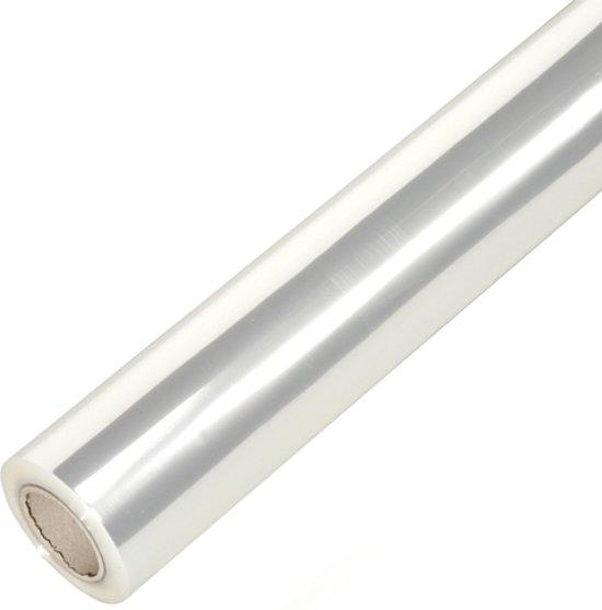 Bolcom Transparantie Folie Inpakken Kado 70cm X 5mtr