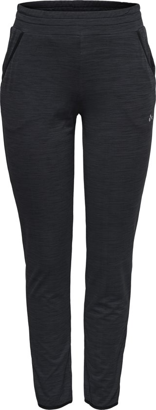 Only Play Mabelle Slim Sweat Pant Dames Joggingbroek- Zwart - Maat M