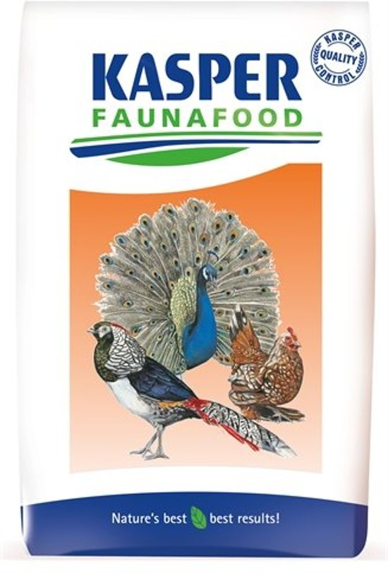 Kasper Faunafood Vogelvoer - Fantengraan - 20 Kg