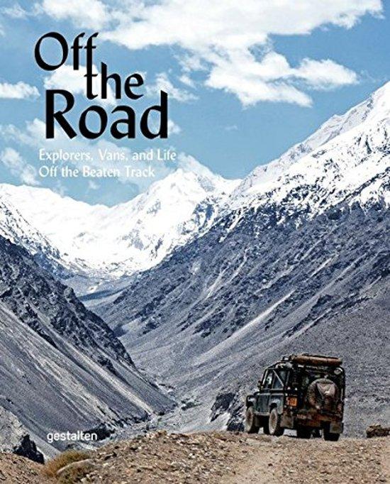 Boek cover Off the Road van Robert Klanten (Hardcover)