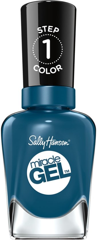 Sally Hansen Miracle Gel Gelnagellak - 656 Swim Upstream