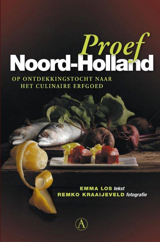 Boek cover Proef Noord-Holland van Emma Los (Paperback)