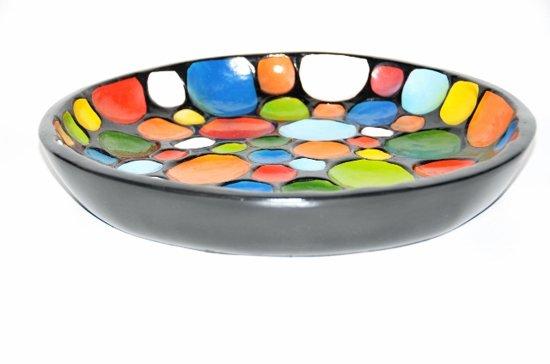 Verbazingwekkend bol.com | schaal - aardewerk - decoratief of als fruitschaal KK-71
