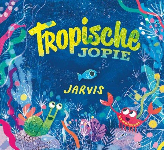Kinderboeken Tropische Jopie. 3+
