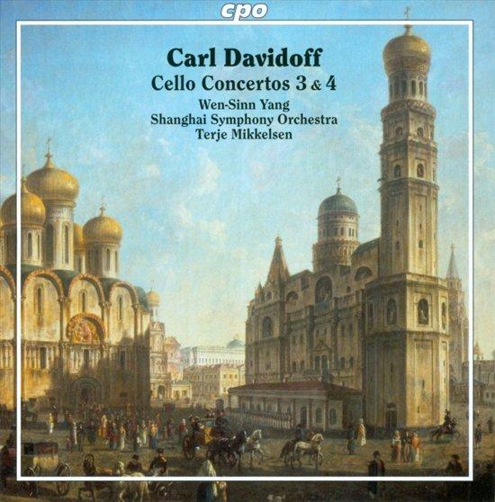 Cello Concertos 3 & 4