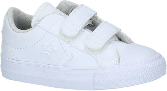 4a6392d9e2d bol.com | Converse Meisjes Sneakers Star Player Ev 2v Ox Kids - Wit ...