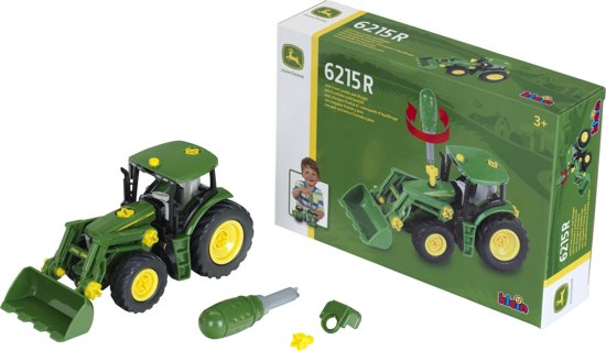 Bolcom John Deere Tractor Theo Klein Speelgoed