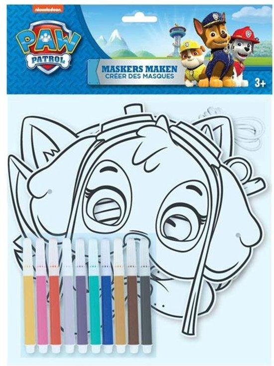 Magnifiek bol.com   Paw Patrol Maskers Maken, Nickelodeon   Speelgoed @FM36