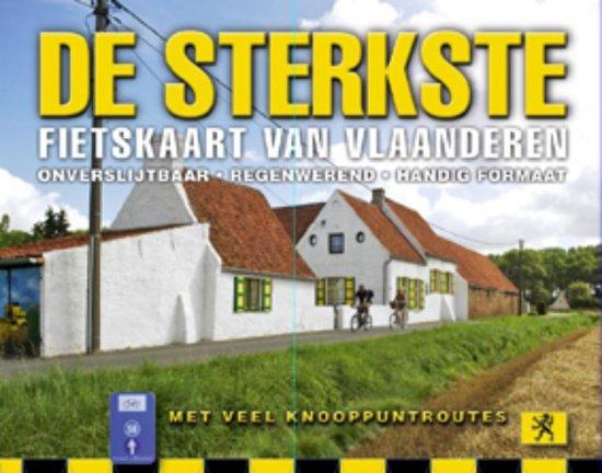 Smulders kompas - De sterkste fietskaart van Vlaanderen