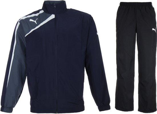 bol.com | Puma Spirit Trainingspak - Maat L - Mannen - blauw ...
