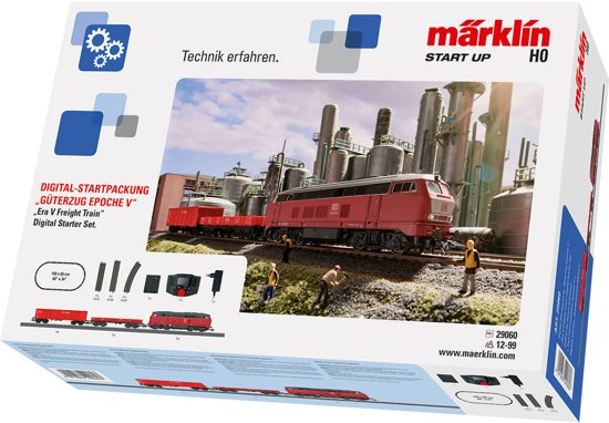 "Märklin Start up Digitale startset ""Goederentrein tijdperk V"" 29060"