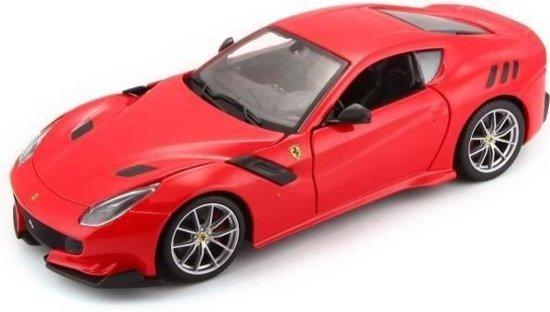 Bburago 1/24 Ferrari F12 tdf, Rood