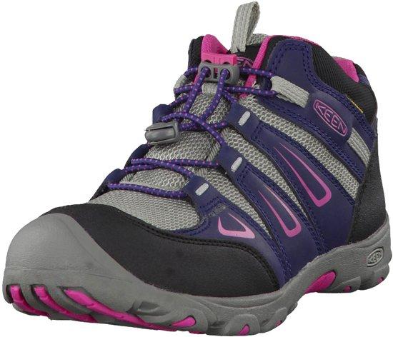 Les Enfants Désireux Oakridge Mi Chaussures Gris / Bleu Taille 30 M86yCh