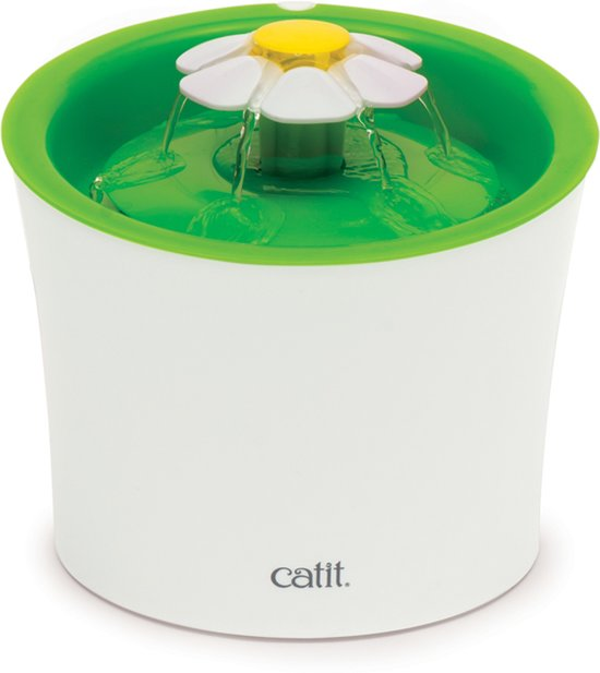 Cat-It Senses 2.0 Flower Drinkfontein Kat - 3 L