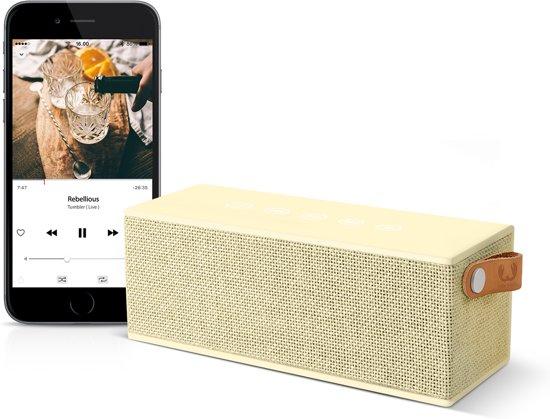 Fresh 'n Rebel Rockbox Brick Bluetooth Speaker Fabriq Edition