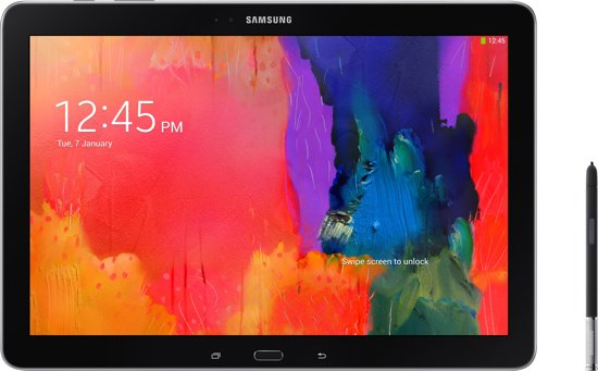 Samsung Galaxy Note PRO - 12.2 inch (P900) - 32 GB - Zwart - Tablet