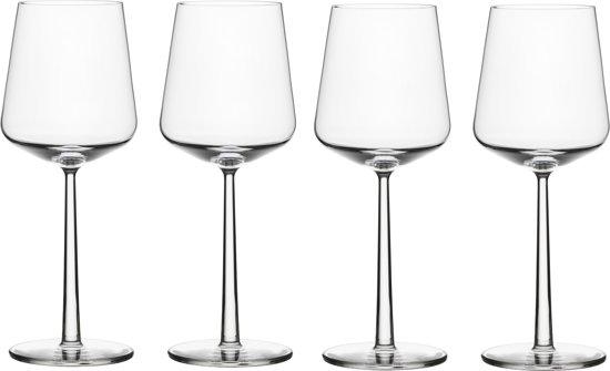 Iittala Essence Rode Wijn Glas - 45 cl - 4 Stuks