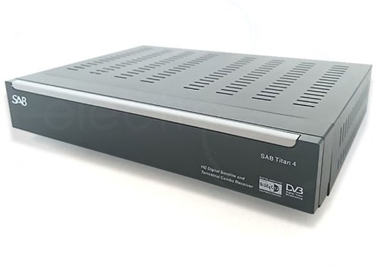 SAB Titan IV Combo HD, hybride ontvanger