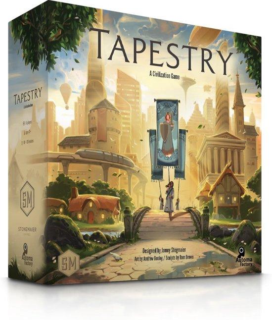 Tapestry - Engelstalig bordspel