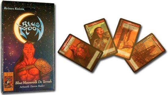 Afbeelding van het spel Blue Moon Terrah Set 4 - Indoor Actiespel