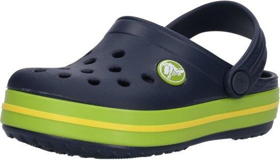 Crocos Crocband Pantoufle Pour Les Enfants - Marine qIrGWGNl