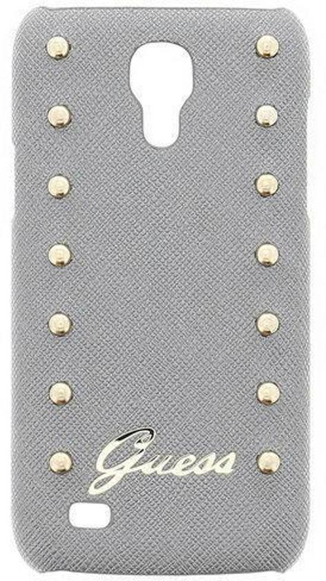 Guess Studded Samsung Galaxy S4 Mini Hardcase Zilver