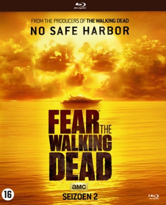 Fear The Walking Dead - Seizoen 2 (Blu-ray)