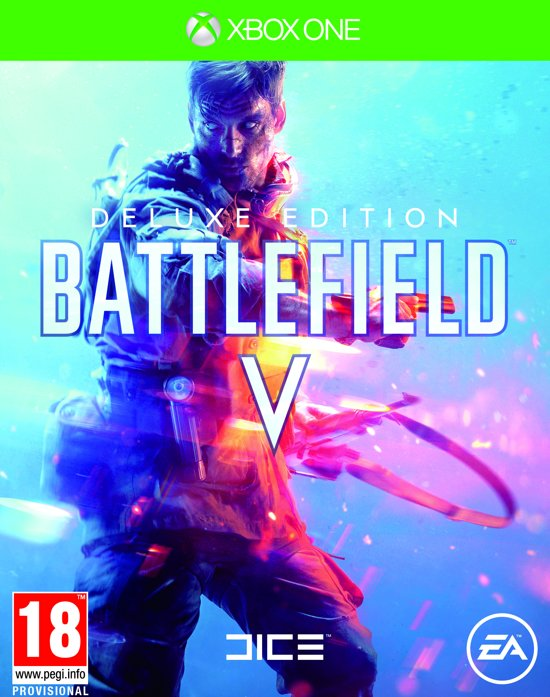Battlefield 5 (V) (Deluxe Edition) Xbox One