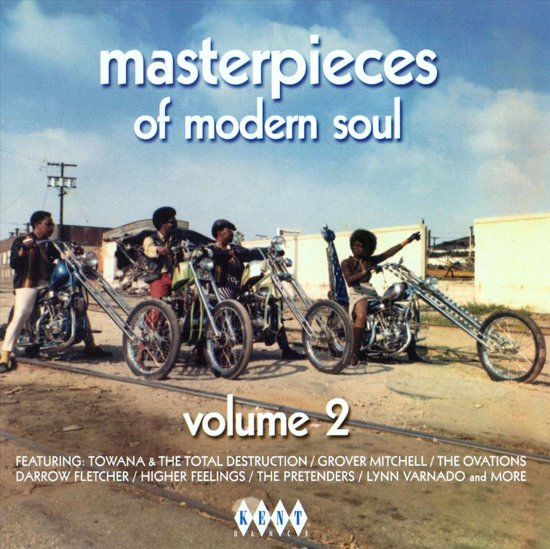 Masterpieces Of Moder 2  Soul 2