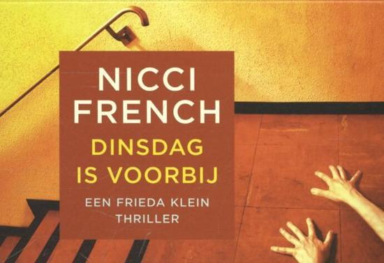 Frieda Klein 2 - Dinsdag is voorbij