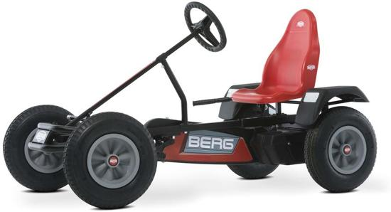 BERG Classic Extra Red BFR Skelter