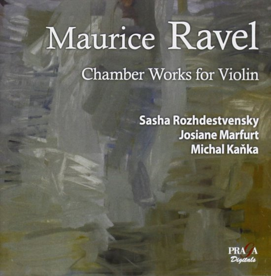 Chamber Works For Violin