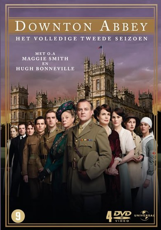 Downton Abbey - Seizoen 2