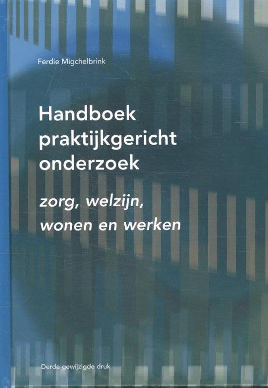 Wonderbaar bol.com | Handboek praktijkgericht onderzoek | 9789088506864 LA-11