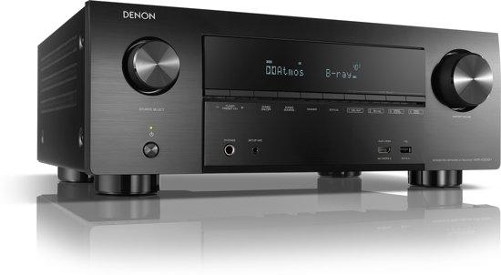 Denon AVR-X3500H - Receiver - Zwart