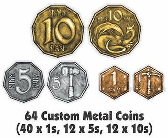 Treasure Mountain Coins