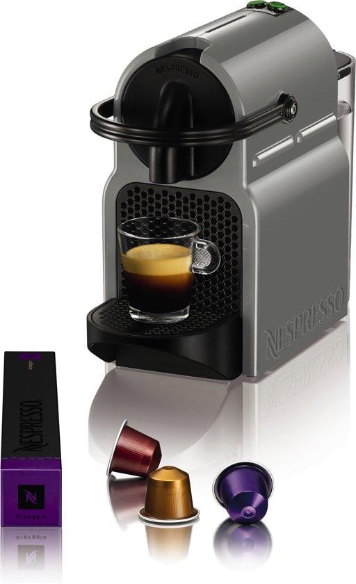 Nespresso Magimix Inissia M105 - Koffiecupmachine - Grijs