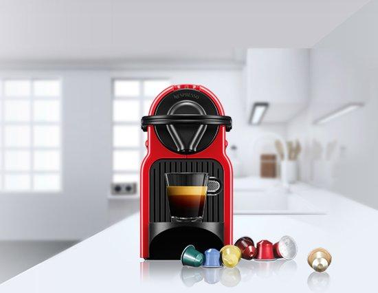 Magimix Nespresso Inissia M105 Grijs