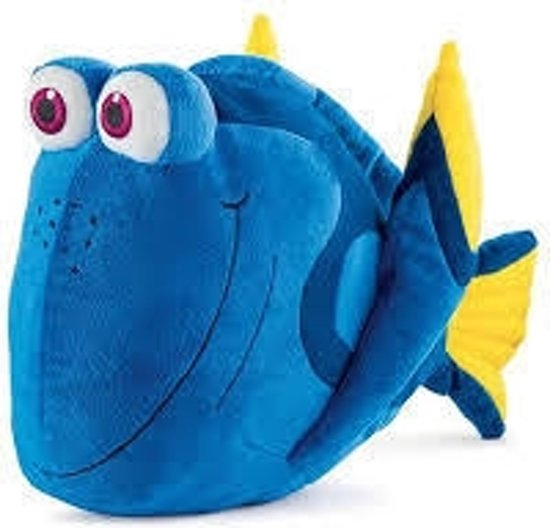 Finding Dory pluche knuffel - Dory 35 cm.