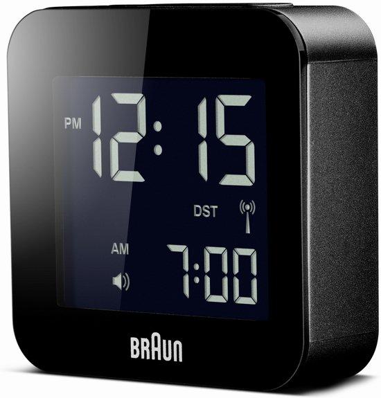 Braun Wekker BNC008 RC BKBK 5,7 x 5,7 cm