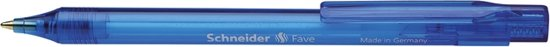 Balpen Schneider Fave M blauw