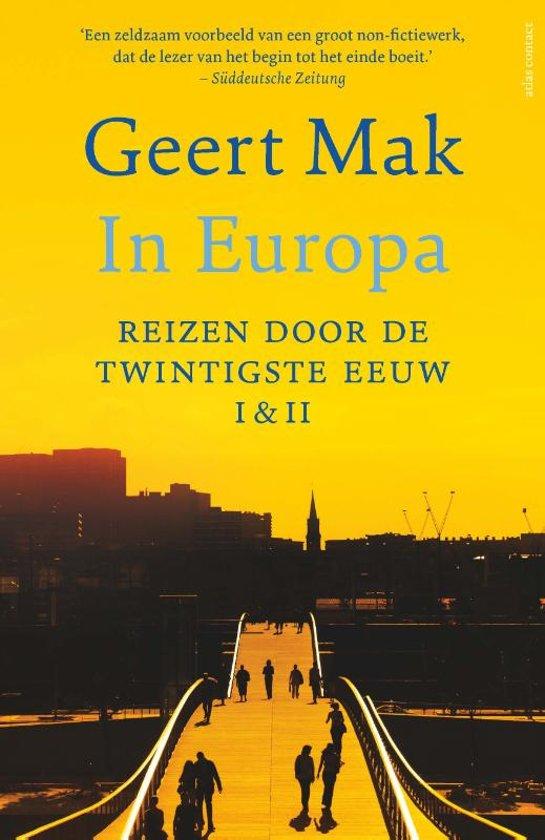 Boek cover In Europa set I & II van Geert Mak (Paperback)
